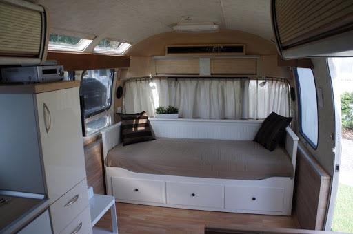 Camping Praha Klánovice - Airstream