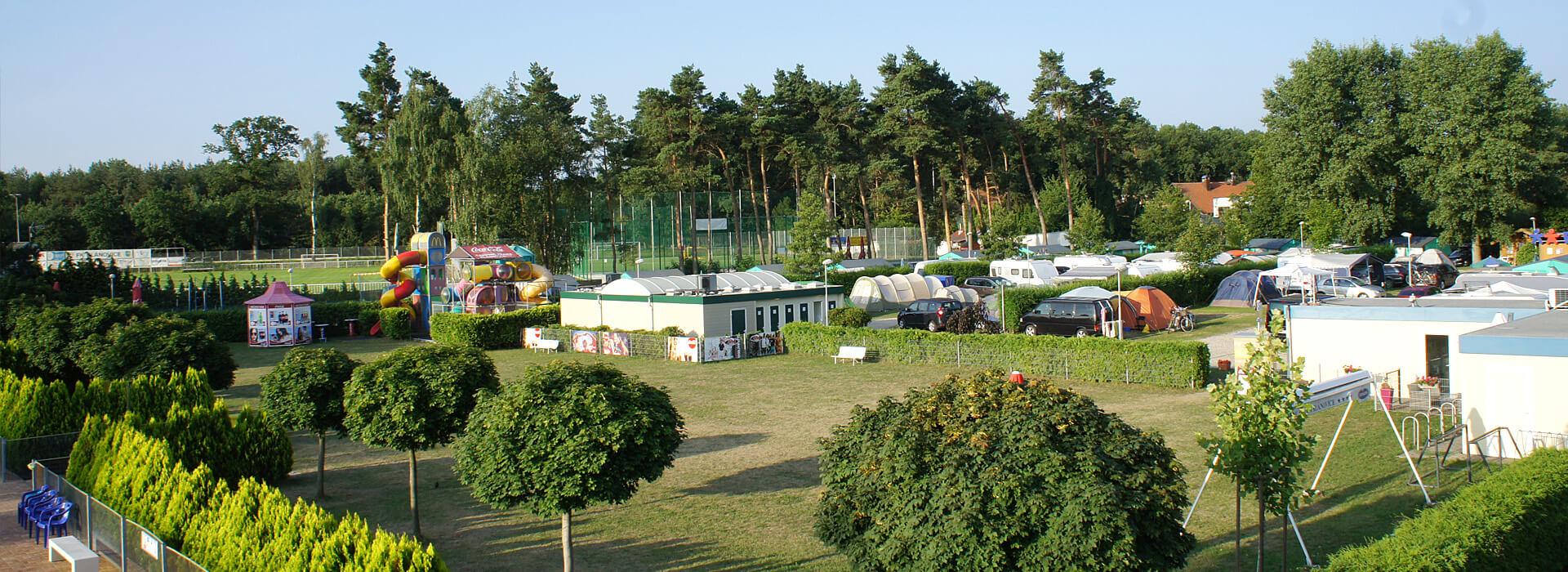 Camping Praha Klánovice