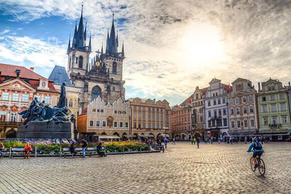 Camping Praha Klánovice - Prague